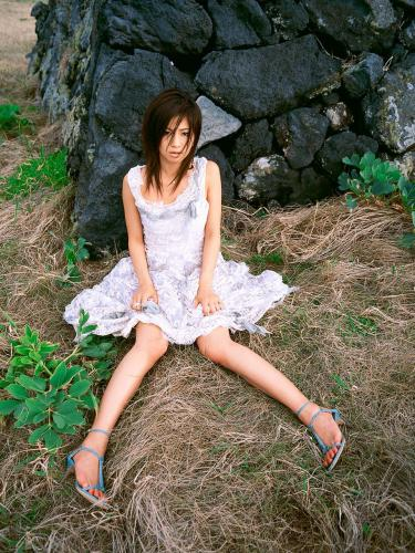 安田美沙子《Next Stage》 [Image.tv] 写真集