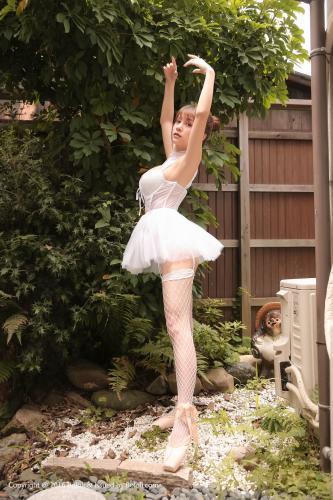 夏美酱《芭蕾舞少女》 [Bololi波萝社] BOL.089 写真集