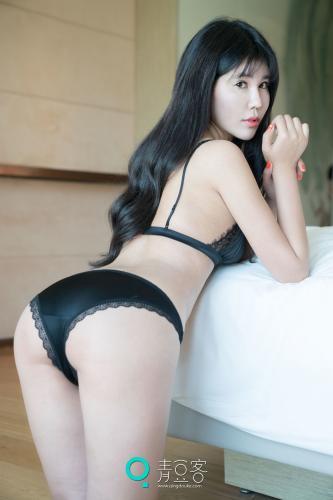安沛蕾《性感丝袜少妇》 [青豆客] 写真集