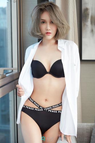 MARY《白衬衫+性感泳装》 [青豆客] 写真集
