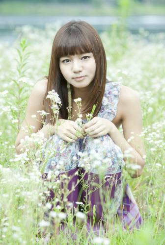 にわみきほ/丹羽未来帆《Perfume of Love》 [Image.tv] 写真集