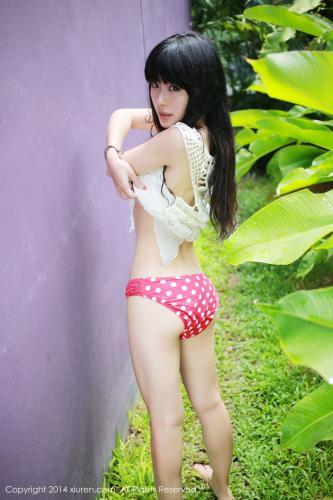 刘雪妮Verna《泰国旅拍第二辑》 [秀人网XiuRen] No.195 写真集