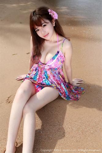 刘飞儿Faye《泰国旅拍》海边系列 [秀人网XiuRen] No.268 写真集