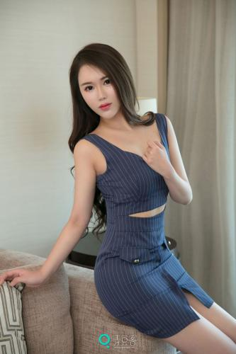 肉蛋/尤妮丝《凹凸有致美女 化身娇艳厨娘》 [青豆客QingDouKe]  写真集