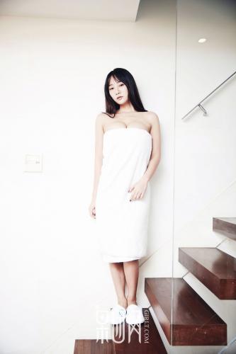 何嘉颖《浴室诱惑》 [果团网Girlt] No.122 写真集