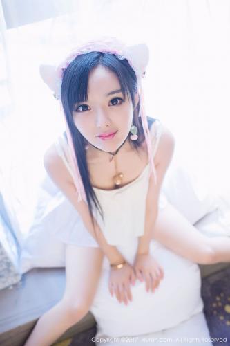 柠檬baby《吊带小猫女+体操服》 [秀人XiuRen] NO.874 写真集