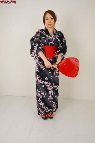 Akubi Sakara 浅唐あく美 Set02 [Digi-Graデジグラ] 写真集