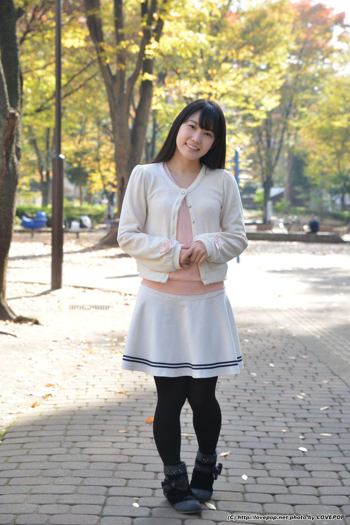 Yui Kasugano 春日野結衣/星川そら Set5 [LovePop] 写真集 - 微图坊