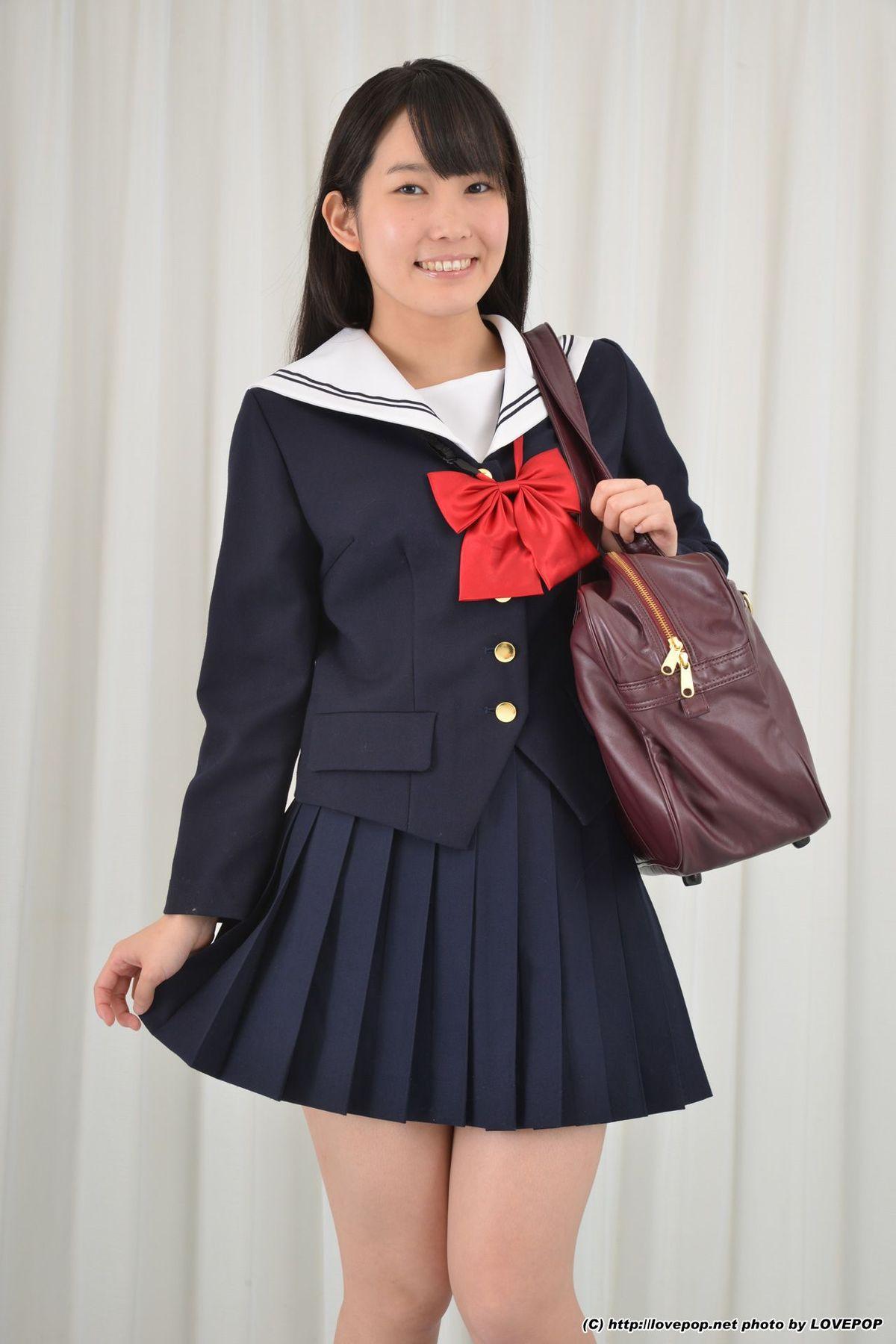 Yui Kasugano 町田安南/春日野結衣 Set3 [LovePop] 写真集[60P] / 第9页