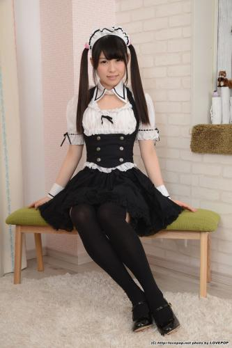 Rena Aoi あおいれな 可爱女仆 Set05 [LovePop] 写真集