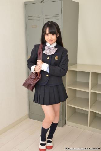 瀬名きらり(濑名光莉) Kirari Sena Set01 [LovePop] 写真集