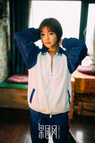 《学生妹妹的校服风情》 [果团Girlt]熊川纪信 No.015 写真集
