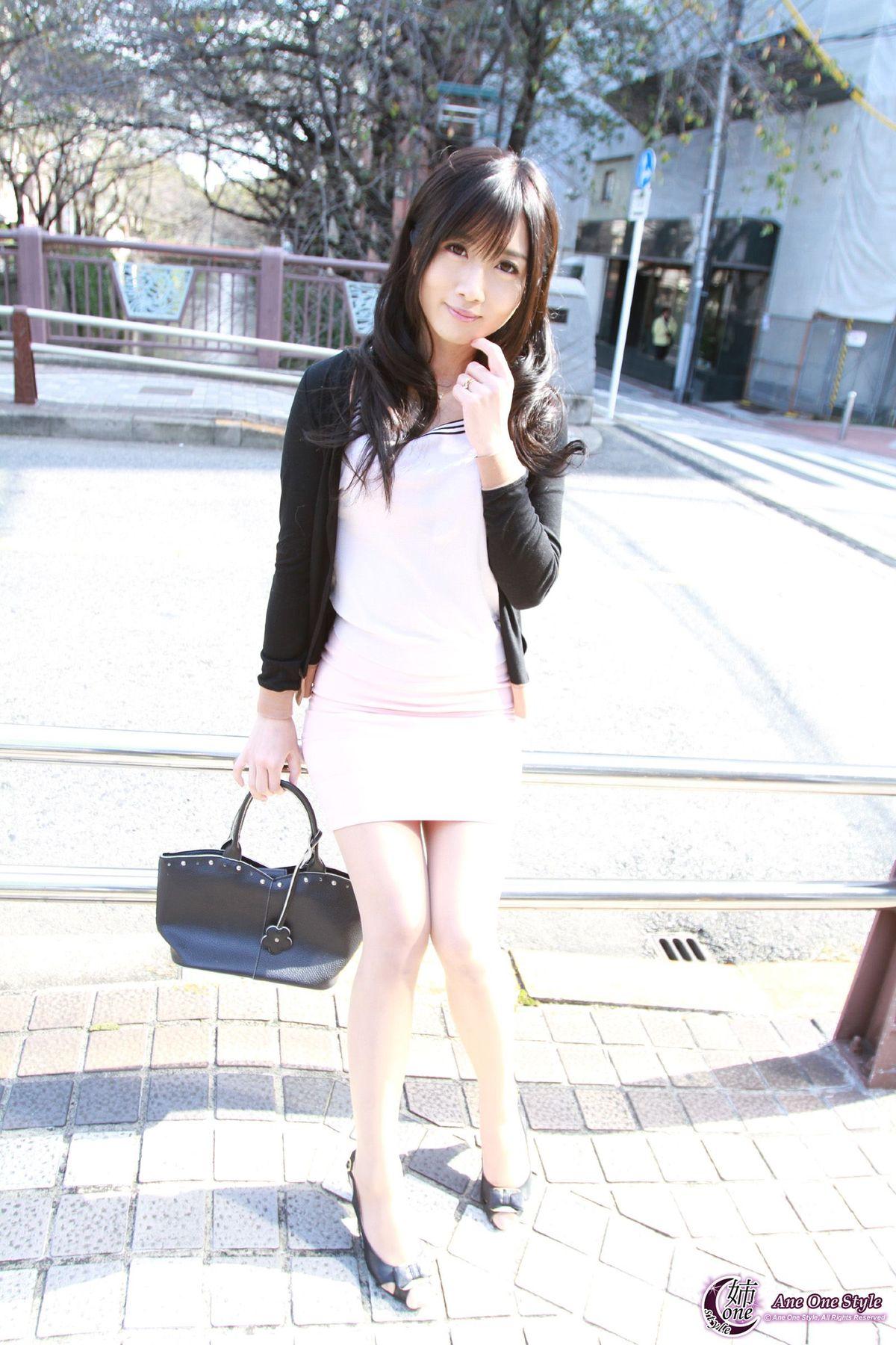 [X-City] Ane One Style No.69 Hibiki Otsuki 大槻ひびき 写真集3