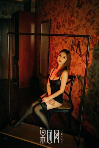 《暗黑系少女,上演捆绑诱惑!》 [果团Girlt]熊川纪信 No.019 写真集