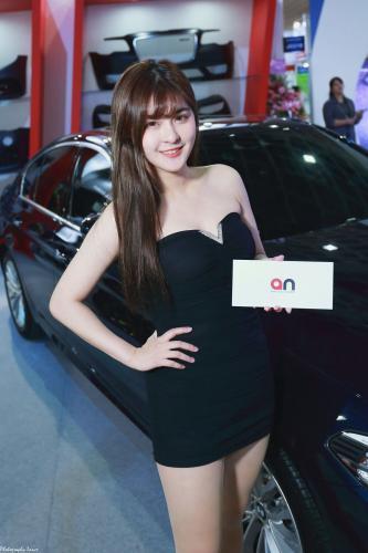 [台湾嫩模展会系列] 2018台北國際汽車零配件+機車產業展覽會拍摄图片合集