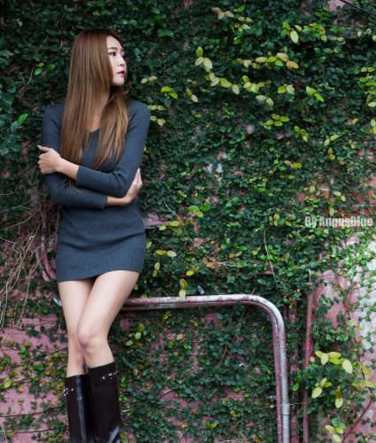 [台湾嫩模] 庄咏惠/Winnie小雪《台湾大学》 写真集