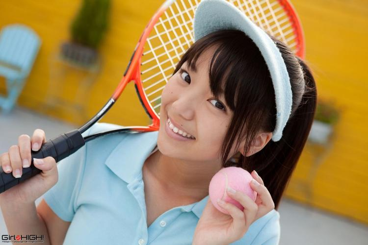 [Girlz-High] Fuuka Nishihama 西浜ふうか - 羽毛球少女 Special Gravure (STAGE1) 2.1 写真集