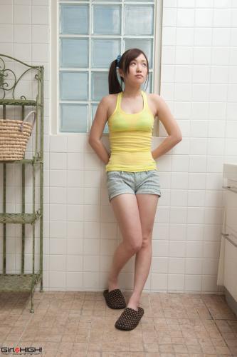 [Girlz-High] Yuno Natsuki 夏希ゆの Gravure Gallery - g023 Photoset 04 写真集