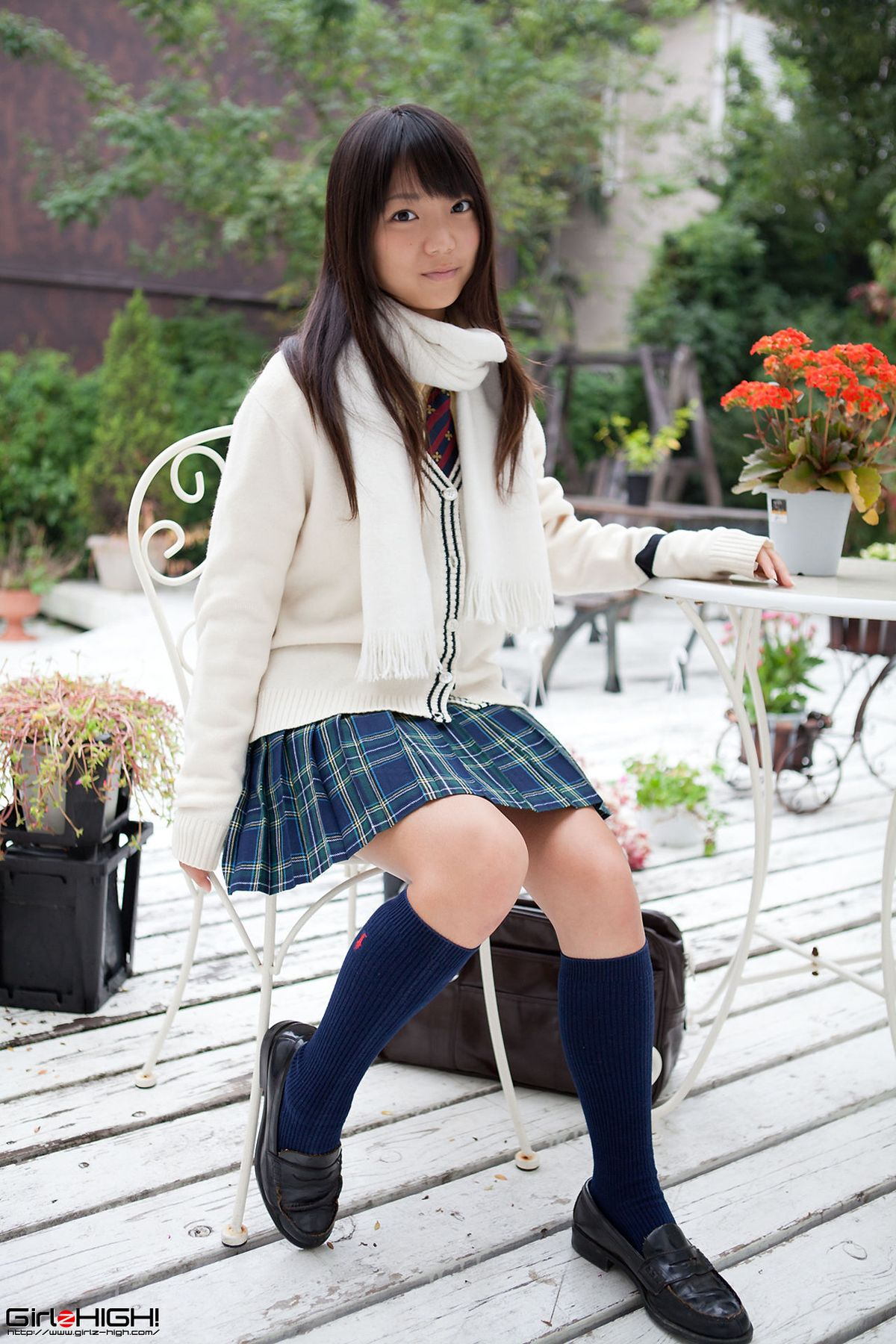[Girlz-High] Fuuka Nishihama 西浜ふうか - 清纯学妹 Special Gravure