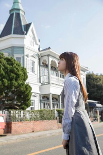 Nana Asakawa 浅川梨奈 [YS-Web] Vol.742 写真集