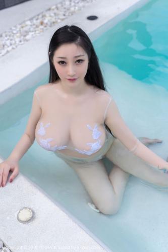 妲己_Toxic《泳池湿身诱惑》 [尤蜜荟YouMi] Vol.183 写真集