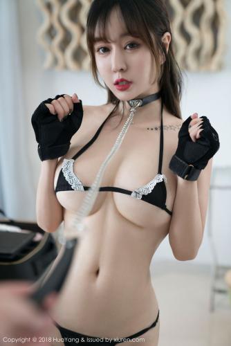 王雨纯《SM制服主题》 [花漾HuaYang] Vol.061 写真集