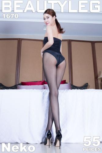 腿模Neko《内衣丝袜》 [Beautyleg] No.1670 美腿写真集