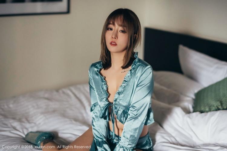 王雨纯《热辣诱人的身材》 [秀人XIUREN] No.1139 写真集
