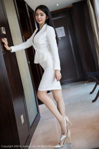 Angela小热巴《性感秘书OL》 [秀人XIUREN] No.1209 写真集