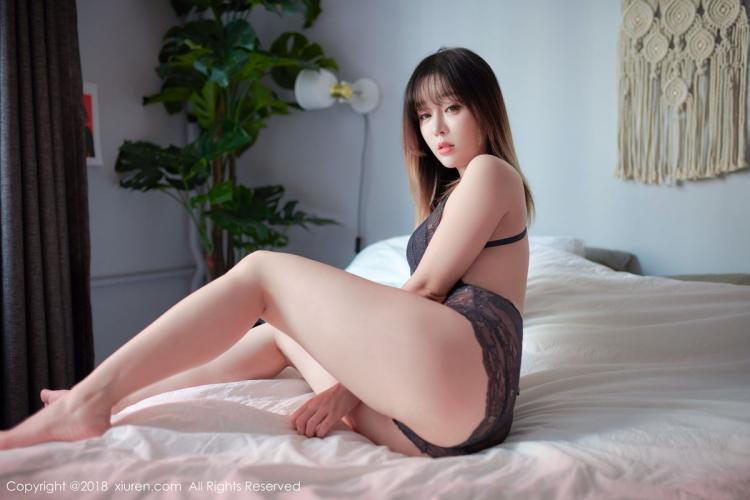 王雨纯《异常诱惑撩人心扉》 [秀人XiuRen] No.1252 写真集