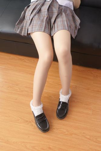 校服肉丝少女 [森萝财团] [BETA-025] 写真集