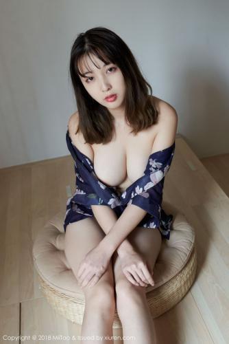 美绪《浴衣、毛衣、真空透视福利》 [蜜桃社MiiTao] VOL.121 写真集