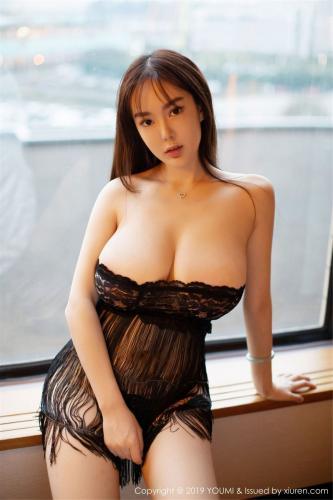 易阳Silvia《让人窒息的诱惑》 [尤蜜荟YouMi] Vol.311 写真集