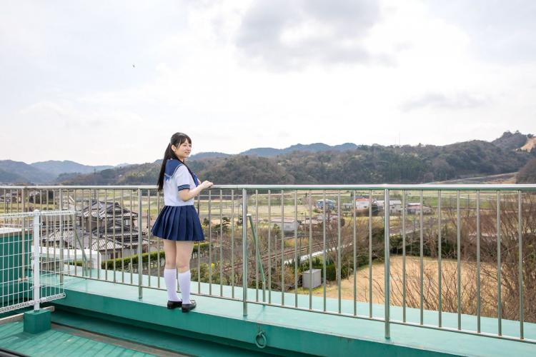 Moe Hirano 平野もえ - Limited Gallery 01 [Minisuka.tv] 写真集