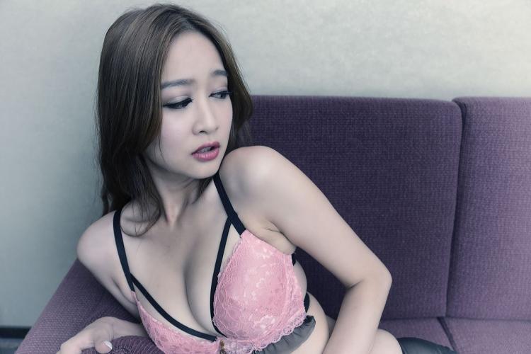 康凯乐Kaylar《性感内衣私房》 [台湾美女] 写真集