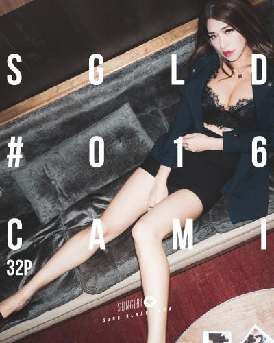 模特Cami《F级女骑士!完美比例》 [阳光宝贝SUNGIRL] No.045 写真集