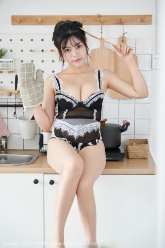 梦恬《性感可爱的小厨娘》 [蜜桃社MiiTao] VOL.128 写真集