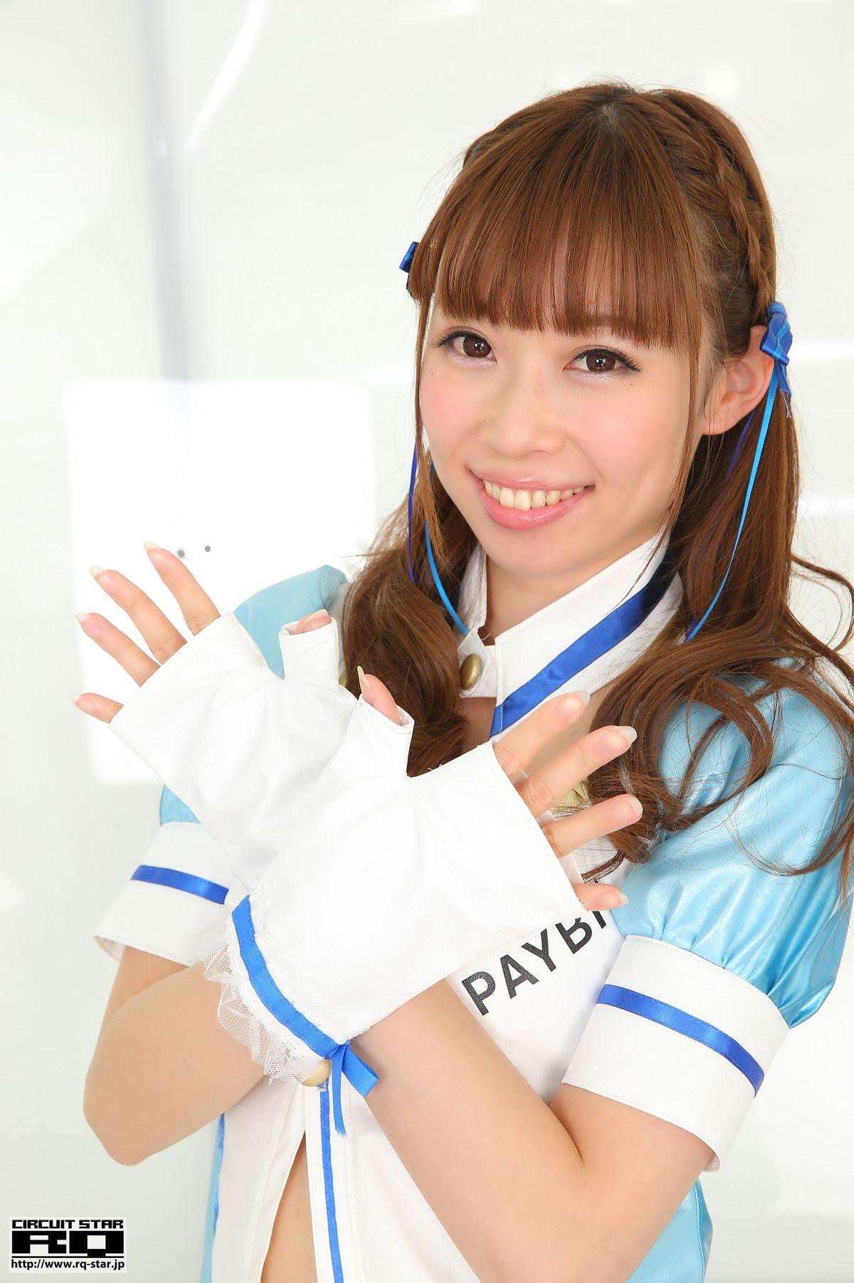望月さとみ Satomi Mochizuki《Race Queen》 [RQ-STAR] NO.01279 写真集-美女