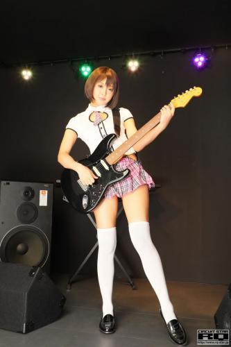 Ahane 亜羽音《School Girl》 [RQ-STAR] 写真集