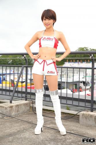 Yoshika Tsujii 辻井美香  《Race Queen》 [RQ-STAR] 写真集