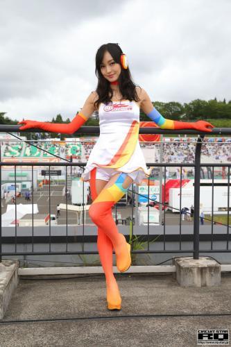 Noa Mizutani 水谷望愛  《Race Queen》 [RQ-STAR] 写真集