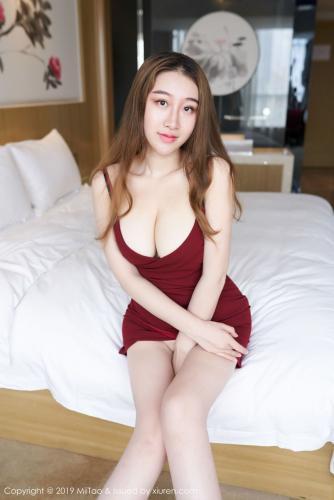 王静瑶《一位高挑的巨乳妹子》 [蜜桃社MiiTao] VOL.130 写真集