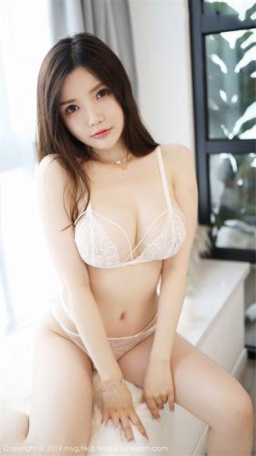 糯美子Mini《童颜巨乳蕾丝妹子》 [美媛馆MyGirl] Vol.376 写真集