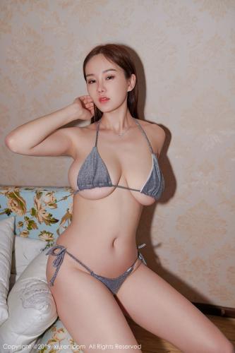 易阳Silvia《私房巨乳》 [秀人XIUREN] No.1594 写真集