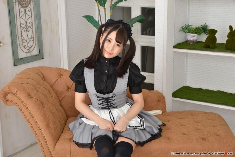 [LOVEPOP] Momoka Katou 加藤ももか 可爱女仆 Photoset 02 写真集