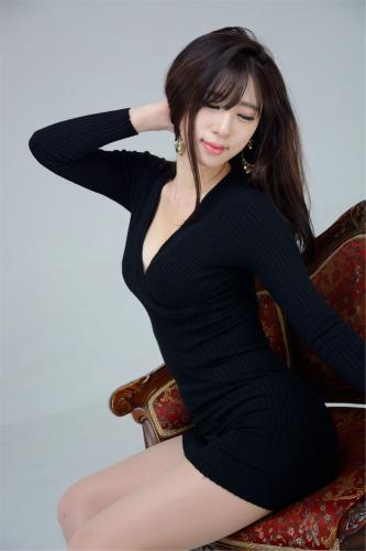 宋珠娥《黑玉鸣尊》 [韩国美女] 写真集