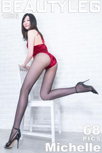 腿模Michelle《3组丝袜美腿服饰》 [Beautyleg] No.1836 写真集