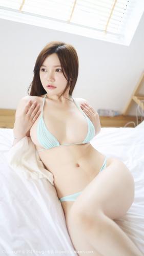 糯美子Mini《三点式内衣》 [美媛馆MyGirl] Vol.402 写真集