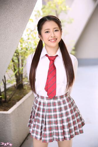 松下陽月 Hizuki Matsushita [Cosdoki] matsuahiduki_pic_seifuku1 写真集