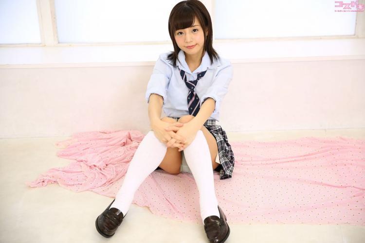 [Cosdoki] Hitomi Miyano 野々宫ここみ/宮野瞳 miyanohitomi4_pic_seifukutie1 写真集